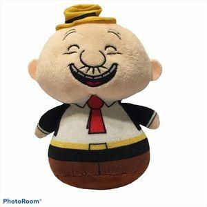 Popeye wimpy plush stuffed animal bean bag kelly